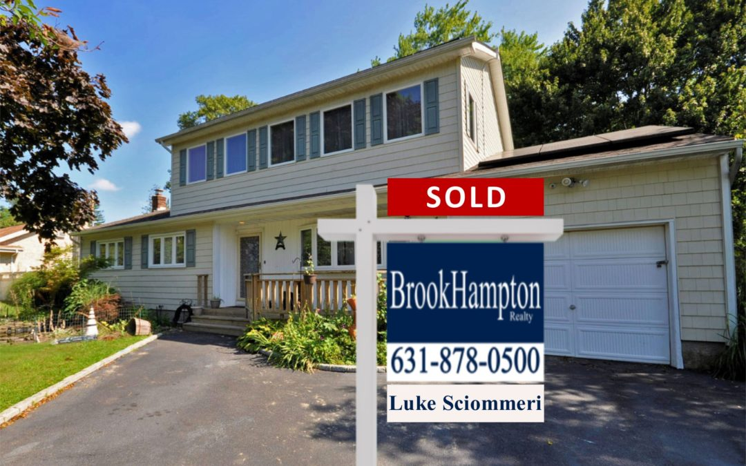 Just Sold! 9 Newport Beach Boulevard, East Moriches, NY 11940