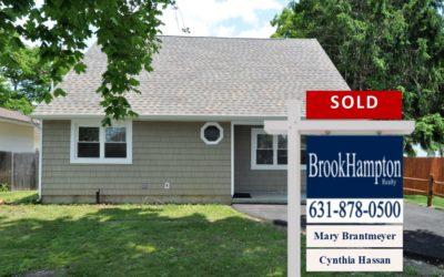 Just Sold! 59 Oakwood Drive, Shirley, NY 11967