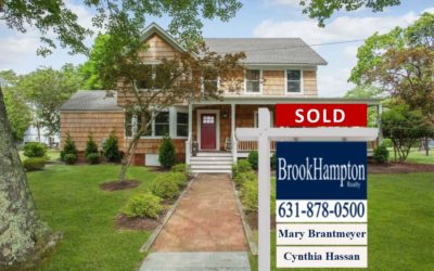 Another Happy Buyer! 20 Wesley Street, Center Moriches
