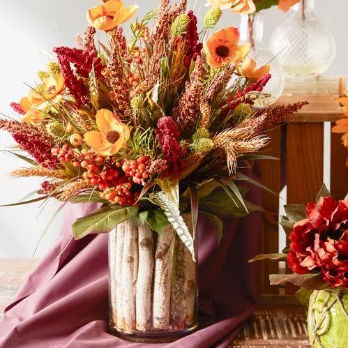 Autumn Floral Centerpieces