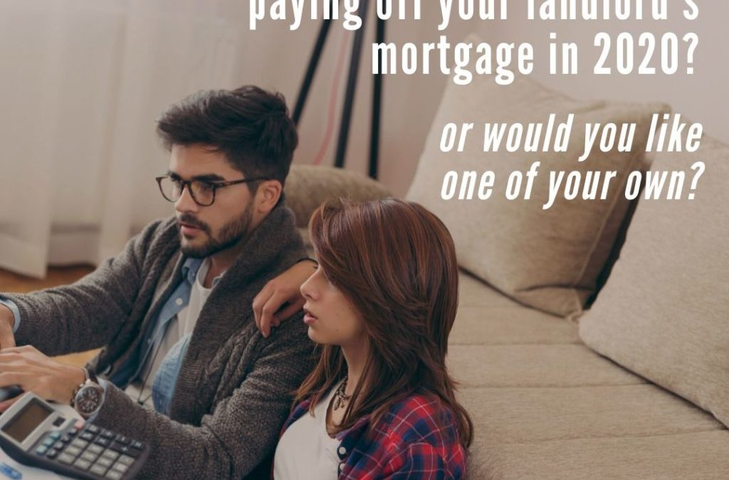 To Pay Your Landlord's Mortgage, or Your Own?