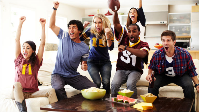 Are You Watching The Big Game This Sunday?