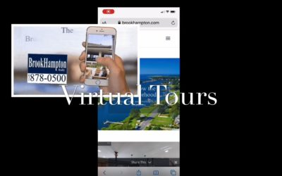 Virtual Tours On Your Phone…Anytime :)