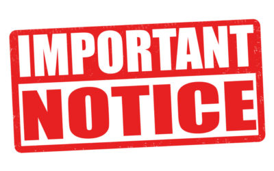 Important Notice Regarding the Coronavirus And Real Estate