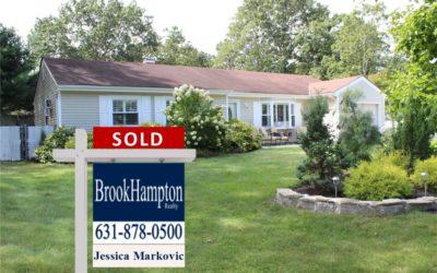 Just Sold! 43 Marc Drive, Ridge, NY 11961