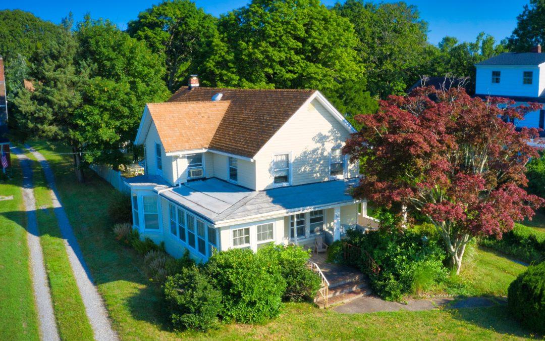 In Center Moriches, 19th century farmhouse asks $699,900