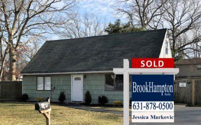 Just Sold! 78 Aspen Road, Mastic Beach, NY 11951