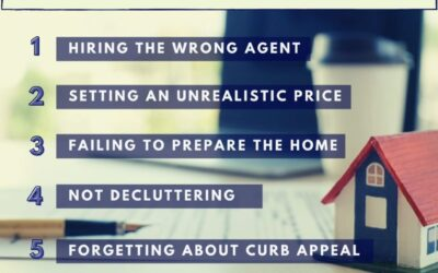 6 Common Home Selling Mistakes