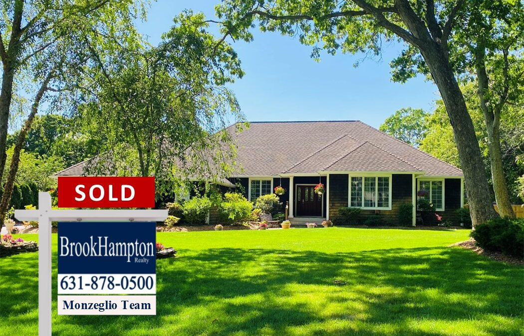 Just Sold! 17 Hampton Drive, Center Moriches, NY 11934