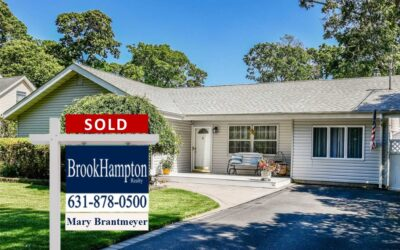 Another Happy Buyer! 187 Old Neck Road, Center Moriches