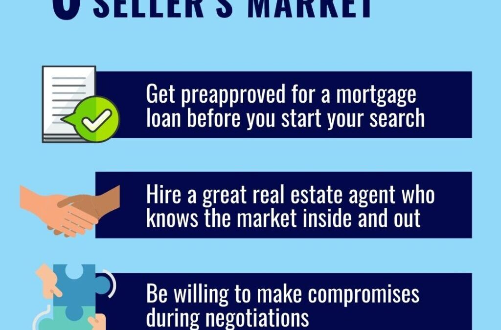 3 Tips for Buyers in a Seller's Market