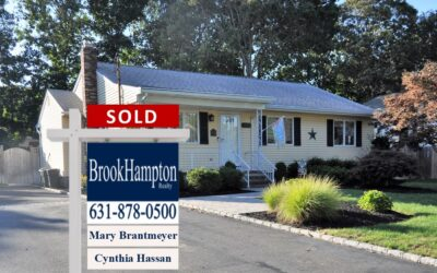 Just Sold! 58 Hewitt Boulevard, Center Moriches, NY 11934