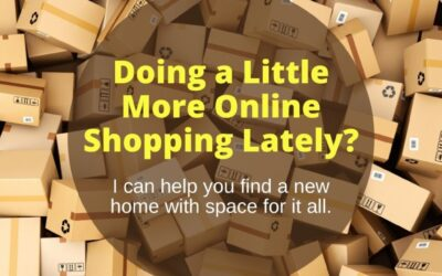 Doing A Little More Online Shopping?