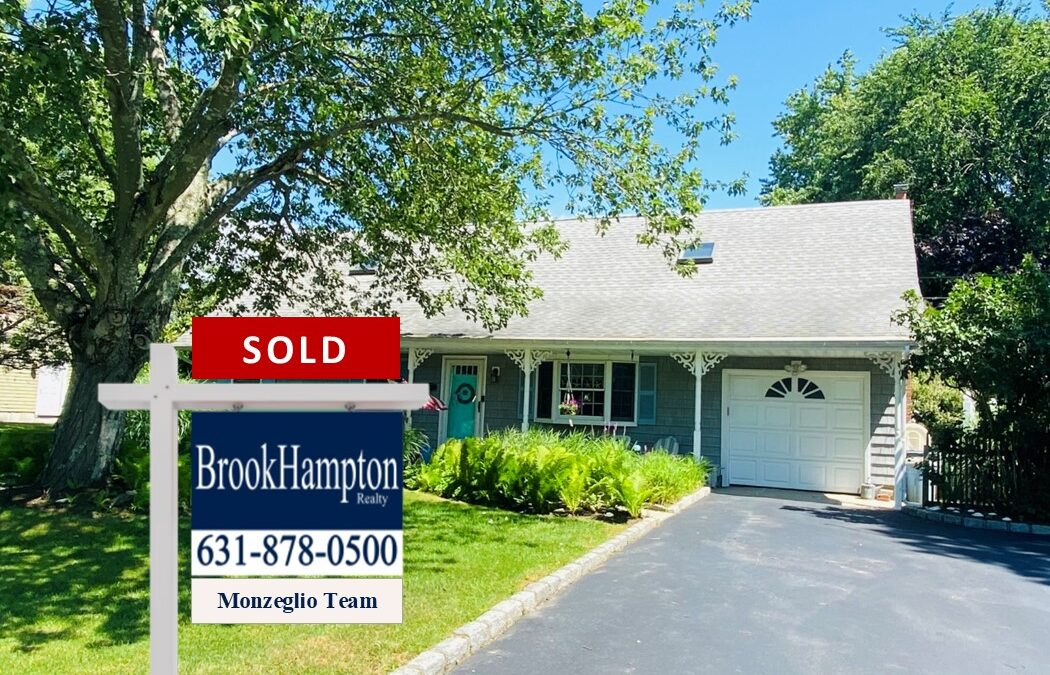 Just Sold! 31 Sedgemere Road, Center Moriches