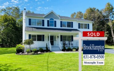 Just Sold! 16 Moriches Avenue, East Moriches