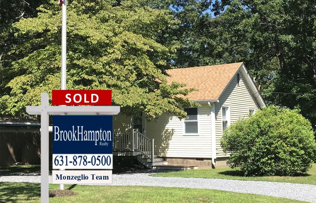 Just Sold! 68 Montgomery Avenue, Mastic