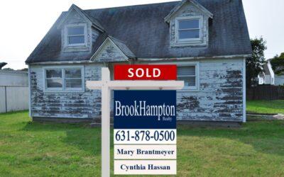 Just Sold! 398 Weaver Avenue, Bellport