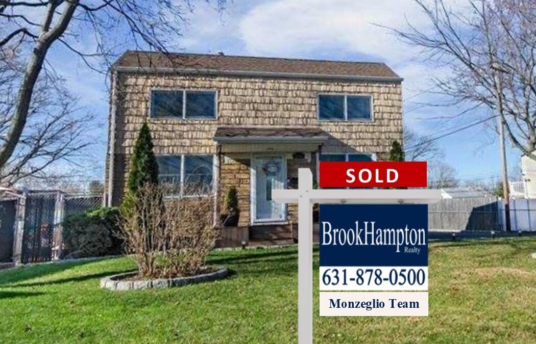 Another Happy Buyer! 295 Eastwood Boulevard, Centereach
