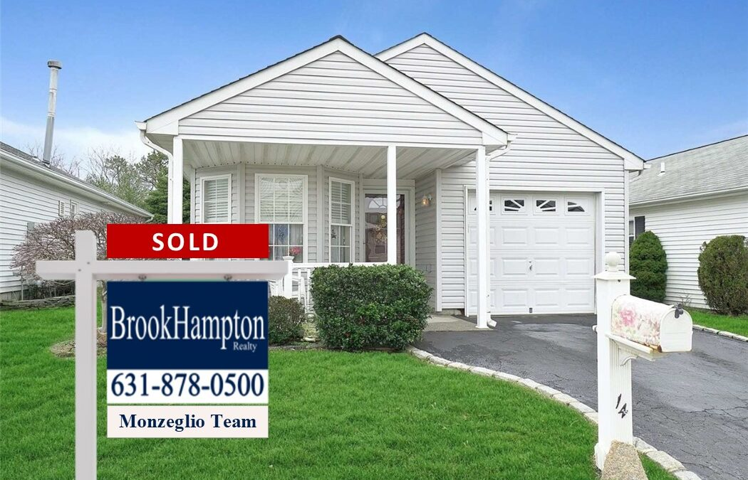 Another Happy Buyer! 14 Strawberry Patch Court, Manorville