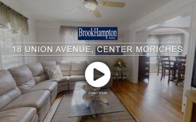 3D Virtual Tour ~ 18 Union Avenue, Center Moriches