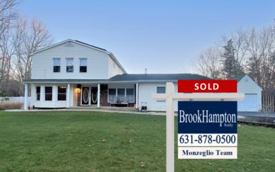 Just Sold! 14 Eileen Lane, Manorville