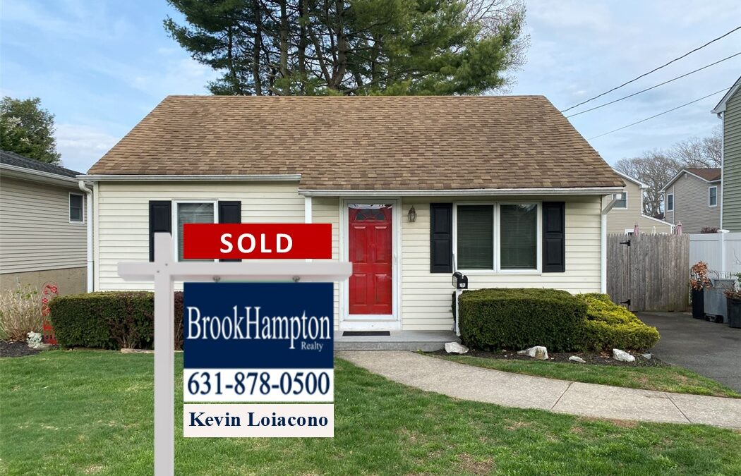 Just Sold! 704 Myrtle Avenue, West Islip