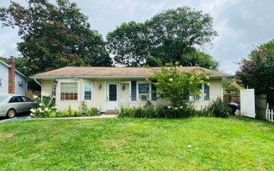New Listing! 19 Lake Drive, East Patchogue