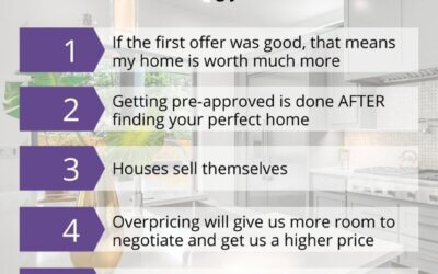 5 Common Myths About Selling Your Home