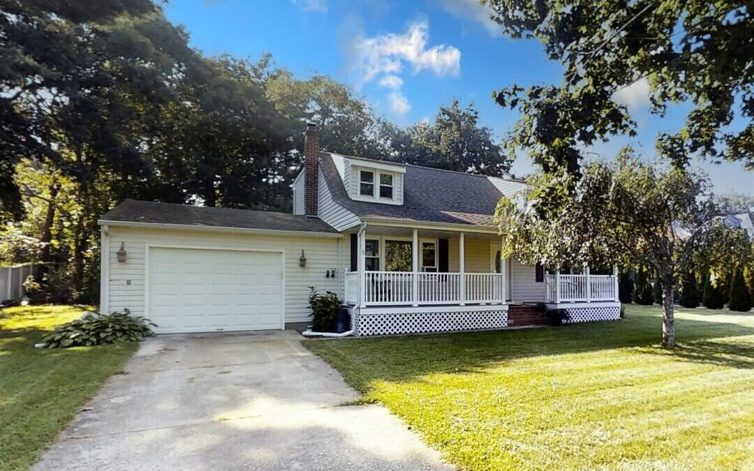 Just Listed! 8 Wright Road, Manorville