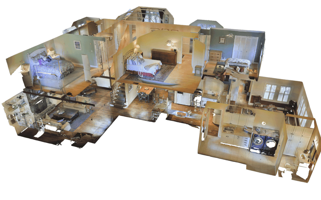 Your home in 3D – BrookHampton does their own Virtual Tours!